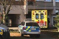 Mrtvola v bytě v Kobylisích: Podezřelé úmrtí vyšetřují kriminalisté