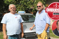 Miroslav Koubek (64) doplatil na svou velkorysost vůči kamarádovi! Exekutoři mu sebrali auto! Co na to Ombudsman Blesku?