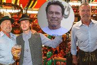Takhle paří Terminátor! Schwarzenegger to rozjel na Oktoberfestu