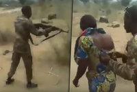 Poprava matek s dětmi nebyla fake news! Vládní vrahy usvědčily satelitní snímky