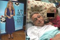 Menzelová převzala cenu za nemocného manžela: Co vzkázal Jiří? Olga tím překvapila!
