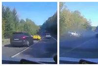 Děsivé záběry nelegálních závodů na Slovensku: Hejsci zabili nevinného