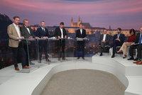 Vysílali jsme: Boj o Prahu! Deset kandidátů na primátora v jednom studiu