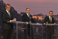 ANO oslabuje, koalice s ODS je před Piráty a levice balancuje nad propastí, ukázal průzkum