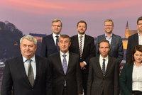 Vysílali jsme: Babiš a další političtí lídři pod palbou otázek před volbami.
