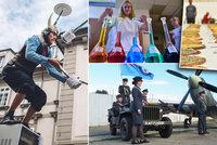 Tipy na víkend: Noc vědců, pouliční festival v Plzni i frgálové hody na Valašsku