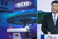 Ze života a učení čínského prezidenta. Siovu propagandu šíří zábavný pořad