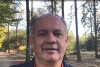 Andrej Kiska je v Česku: Kvůli smrti v rodině
