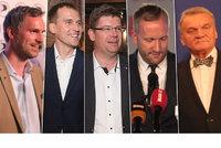 Bouřlivé oslavy a ticho po pěšině. Co o volbách na pražský magistrát říkají politické strany a kandidáti?