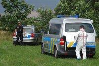 Hrůzný nález na Havlíčkobrodsku: Ohořelé tělo ženy v poli!
