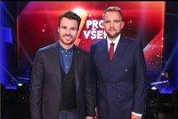 Neslavný konec show 1 pro všem: Mareš s Boučkem se loučili s hrstkou diváků