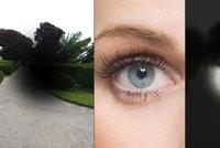 Máte zrak jako rys? Vyzkoušejte si, co vidí lidé s oční vadou!