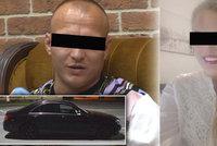 Bojovník MMA Matúš M. měl zabít ženu: Na přechodu prý srazil krásnou Lucku (†27)