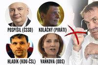 Veletoč v Brně: Za vyšachováním ANO jsou prý lidovci! S ODS mají tři radní místo jednoho