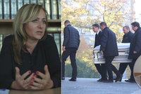Magistrát: Pohřebnímu průvodu jsme nemohli zabránit. Ministerstvo vnitra oponuje