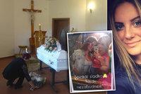 Tajemství sebevraždy vojandy Andrey: Zvolila si smrt kvůli děsivé nemoci?