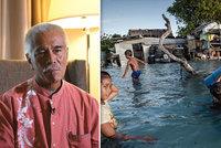 """""""Náš ostrov i národ se potápějí."""" Bývalý prezident se rozčílil na Australany"""