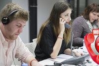 Odborníci na telefonu Blesku: Velký přehled témat z úřadu práce! Jaké jsou změny v »rodičáku«, příspěvku na péči či podpoře v nezaměstnanosti?
