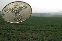 Nečekaný objev 73 let po konci války: U Hodonína vlastní pole gestapo!