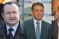 »Mozek SPD« Radim Fiala o párty pražského lobbisty: Jít za Hrdličkou? To je slušnost!