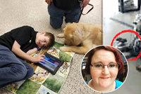 Učitelka vláčela autistické dítě po podlaze. Pes přihlížel, matka chystá žalobu