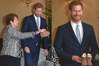 Harry s Meghan dostali první dary pro miminko! Jak rozkošné, jásala Meghan
