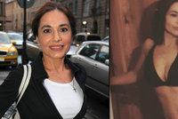 Bývalka Pomejeho se svlékla: Takhle vypadá Kuklová po padesátce!