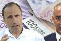 Střet o euro: Exministr financí je pro přijetí. Byli bychom za chudé příbuzné, oponují odbory