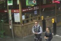 Zloděj na útěku: Muž v obchodním centru na Chodově vypáčil trezor, ukradl 12 tisíc