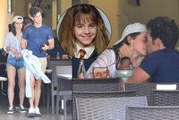 Líbačka čarodějky Hermiony v Mexiku: Emma Watson klofla milionáře!