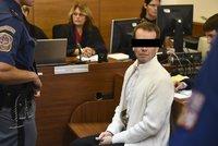 Znásilnění a zneužívání holčiček z pražských školek: Žalobkyně navrhuje 12 let vězení