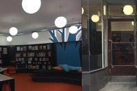 Po čtyřech letech otevřeno: Na Letnou se vrátila knihovna, uspokojí hlavně děti