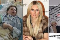 Osud malého Adámka (10) rozplakal i Krainovou! Noční můra každého rodiče, vzlyká modelka