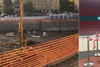 Provrtaný tunel metra na Bořislavce opraví: Dělníkům práce zaberou čtyři noci