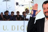 Salvini unikl trestu až 30 let ve vězení! Soud ho zprostil obvinění ze zadržování migrantů