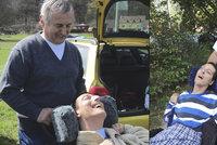 Co bude s Honzíkem, až umřu? Vdovec s postiženým synem prosí o pomoc