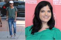 Hvězda Hellboye Selma Blair (46) oznámila, že trpí roztroušenou sklerózou