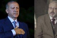 Vražda novináře byla plánovaná. Z konzulátu zmizely kamery, tvrdí Turecko