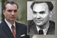 Komunistický kmotr Toman, kterého hraje Macháček: Zachránil 200 000 židů!