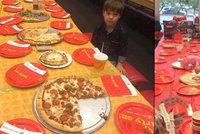 Šestiletému chlapci zlomili srdce. Nikdo nepřišel na jeho narozeninovou oslavu