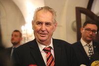 Zeman podepsal zdanění církevních restitucí. Zruší ho Ústavní soud?