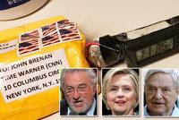 """""""Pekelné stroje"""" vyvolaly poprask: Měly zabít De Nira, Sorose či Obamu, nebo vyděsit?"""