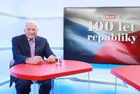 Exprezident Klaus ke 100 letům republiky: Masaryka nepřeceňujme, využili jsme příležitosti