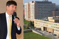 Zklidní vášně? Fakultní nemocnice v Ostravě má nového ředitele Vávru, proděkanka není nadšená