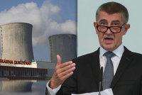 Vláda chce stavbu nového bloku Dukovan od ČEZ. Akcionář se plánu vzpírá