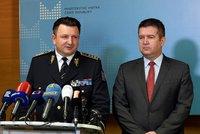 Končící policejní šéf Tuhý zmínil únavu z funkce. Tlak politiků ale vyloučil