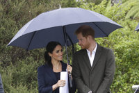 Harry s Meghan už mají pro miminko přezdívku: Fanoušci jsou v rozpacích