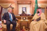 """Výlet exministra platily """"krvavé"""" peníze Saúdů. Jsou dobré i školám v USA"""