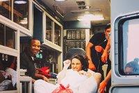 Třetí dítě porodila doma a maminkám vzkazuje: Radši hekat hodiny v nemocnici než ohrozit dítě!