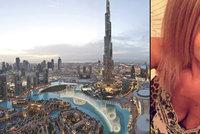 Blonďatá sestřička (†30) zemřela v Dubaji na infarkt. Její rodina musí zaplatit 885 tisíc za lékaře